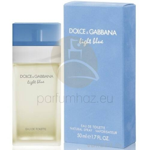 Dolce & Gabbana - Light Blue női 25ml eau de toilette