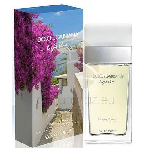 Dolce & Gabbana - Light Blue Escape to Panarea női 25ml eau de toilette