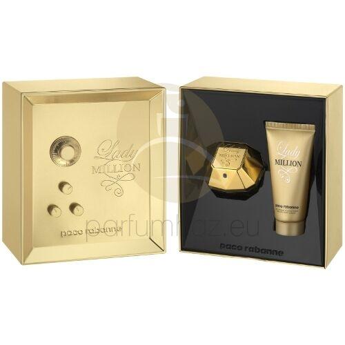 Paco Rabanne - Lady Million női 80ml parfüm szett 1.